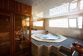Hotel Domo - Bain bouillonnant