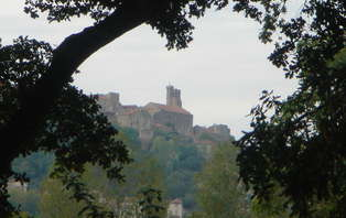 Week-end découverte au pied de la cité médiévale de Cordes sur Ciel
