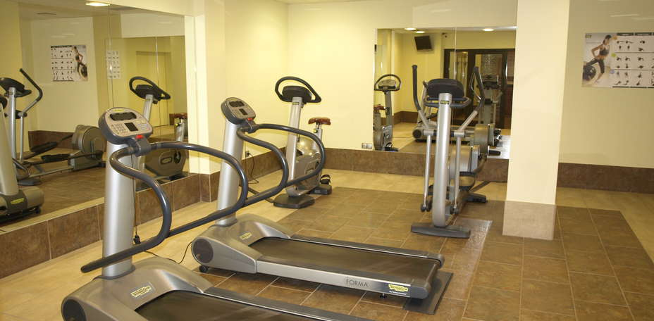 Hotel y Apartamentos Magic Canillo - Salle de fitness