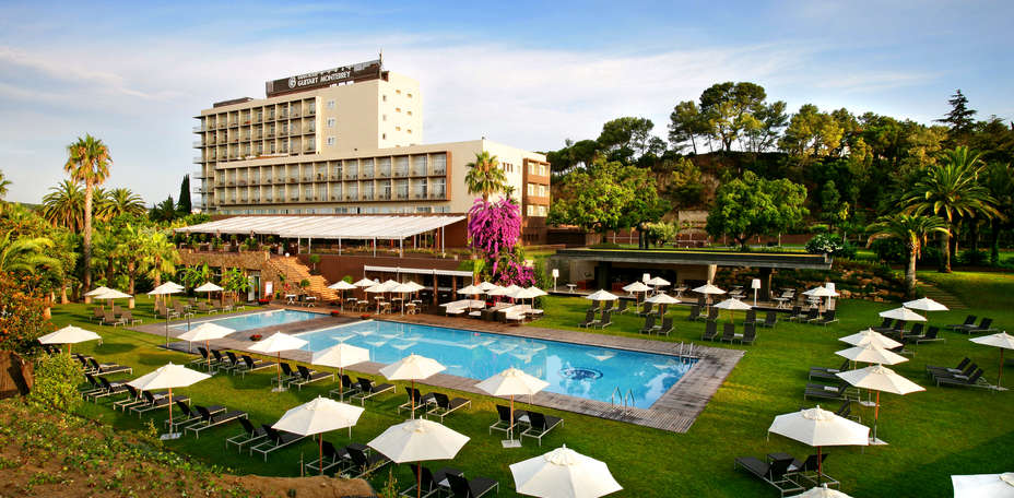 Hotel Guitart Monterrey - Piscine extrieure