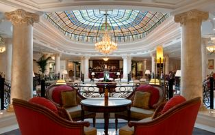 Escapada en un hotel de lujo para conocer Toledo