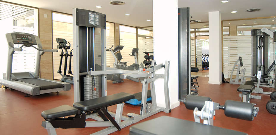 Hotel Rosamar Benidorm - Salle de fitness