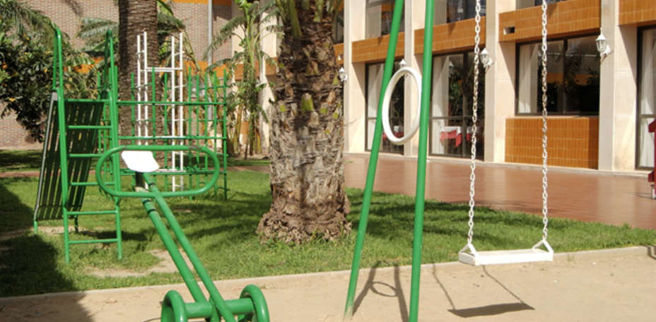 Hotel Rosamar Benidorm - Jardins, parc