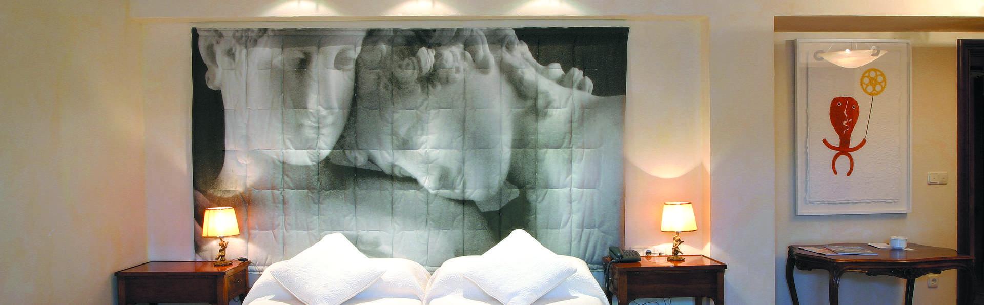 Hotel el Peregrino - HABITACION_3_FRENTE.TIF