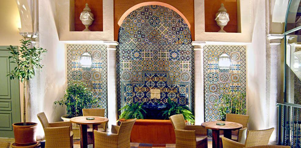 Casa romana hotel boutique hotel sevilla for Boutique hotel sevilla
