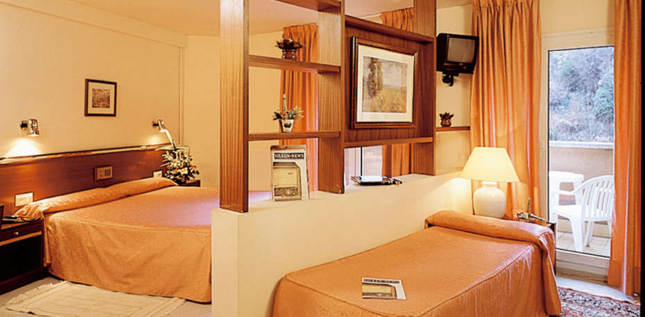 Hotel Eurotel - Chambre standard