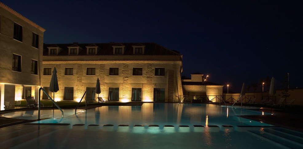 Hotel castilla termal balneario de olmedo hotel olmedo - Madrid olmedo ...