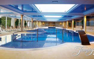 Escapada romántica y relax con servicios de balneario incluidos