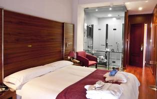 Escapada romántica y relax con masaje por la Sierra de Gredos (desde 2 noches)