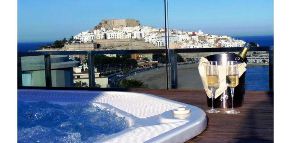 Escapadas fin de semana pe iscola especial playa for Hotel playa peniscola