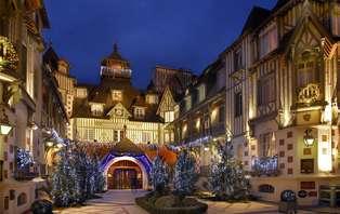 Week-end détente à Deauville