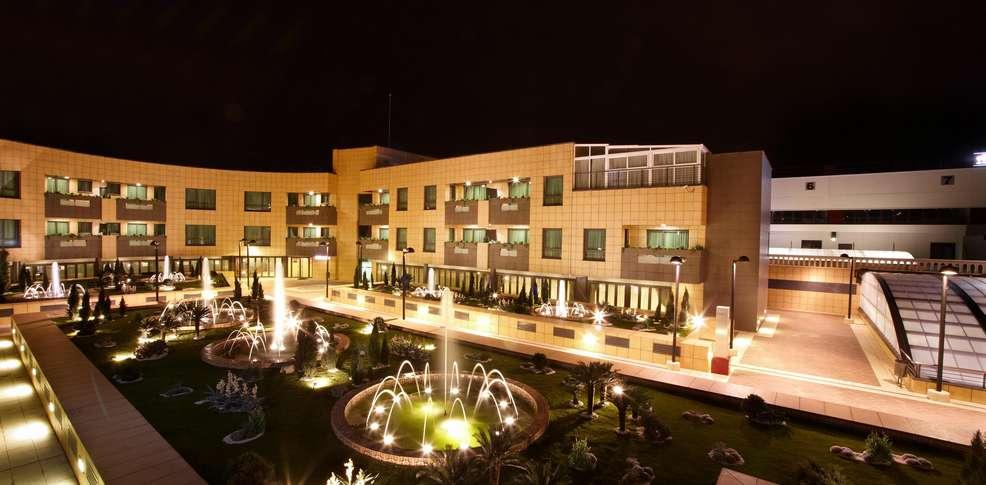 Hotel Foxa Valladolid -