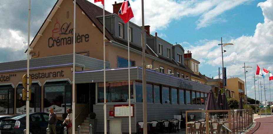 La cr maill re c t mer et h tel c t jardin charmehotel courseulles sur mer 14 - La cremaillere cote mer et hotel cote jardin ...