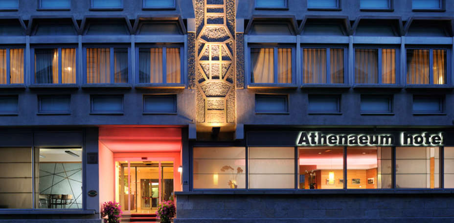 Athenaeum Personal Hotel - 