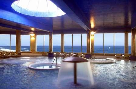 Relax en Galicia: Escapada con acceso al centro de Talasoterapia en pareja
