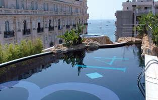 Week-end détente les pieds dans l'eau à Cannes