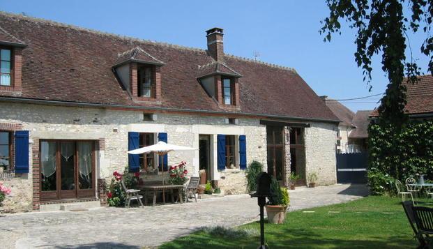 2 nuits de charme pr�s des vignoble de Chablis dans l'Yonne