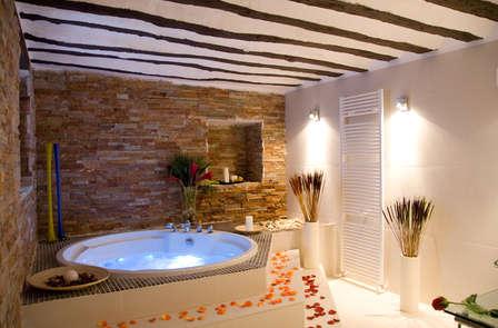 Escapada romántica con cena y Spa privado en Cuenca