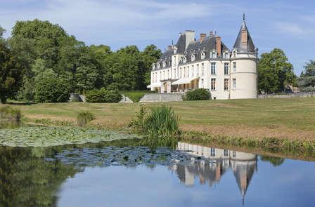 Week-end de charme dans un château à une heure de Paris