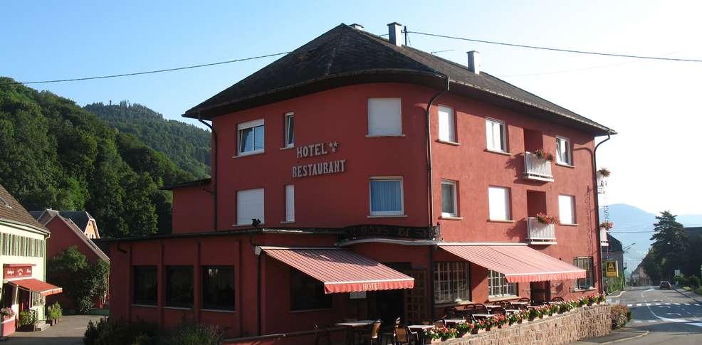 Hotel Au Bois Le Sire - H u00f4tel Au Bois le Sire, h u00f4tel de charme Orbey (68)