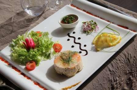 Weekend met 3-gangen diner in Manche