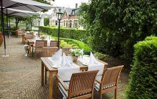 Wellnessweekend inclusief diner in een luxe kamer in de buurt van de Veluwe