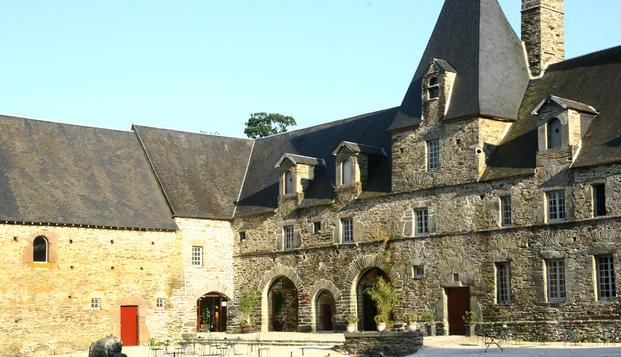 Week-end au Ch�teau en Normandie