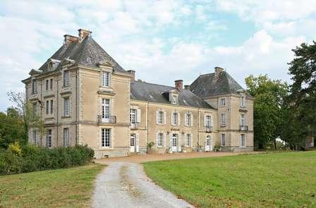 Vie de château entre Nantes et Angers