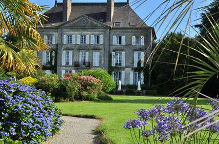 Week-end dans les jardins botaniques de Haute-Bretagne