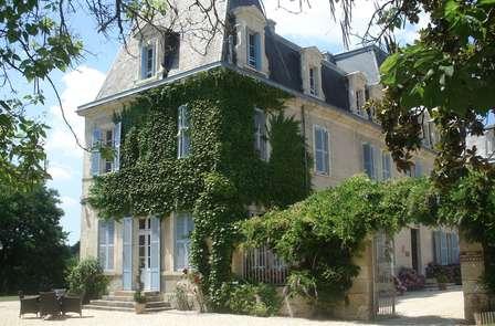 Week-end découverte dans un château en Dordogne