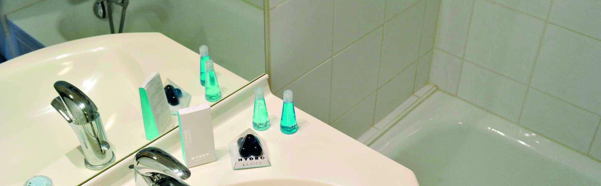 Park & Suites Confort Thonon les Bains - Salle de bain
