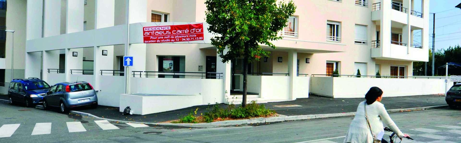 Park & Suites Confort Thonon les Bains - Façade