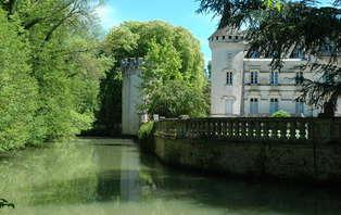 Week-end en château à proximité de Poitiers