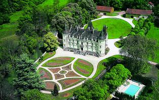 Week-end en château près de Poitiers