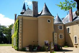 Château des Lutz - Façade