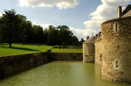 Week-end bien-être et champagne au château d'Étoges