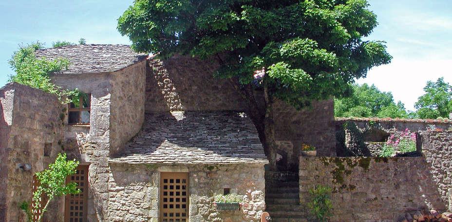 Chteau Du Cros - Patio