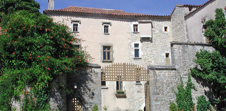 Chteau Du Cros - Fa&ccedil;ade