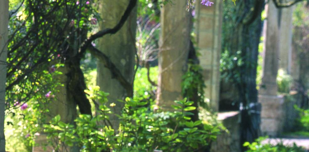 Le prieur villeneuve les avignon jardins parc for Entretien jardin villeneuve les avignon
