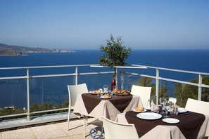 Week-end détente avec accès spa et dîner dans un hôtel thalasso à banyuls-Sur-Mer