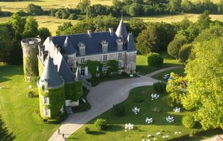 Week-end œnologique avec visite et dégustation dans un château en Dordogne