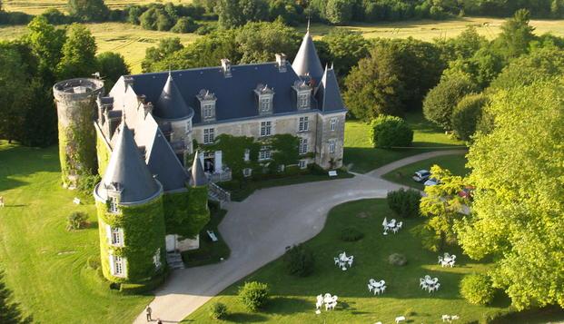 Week-end d�couverte des ch�teaux de la Dordogne