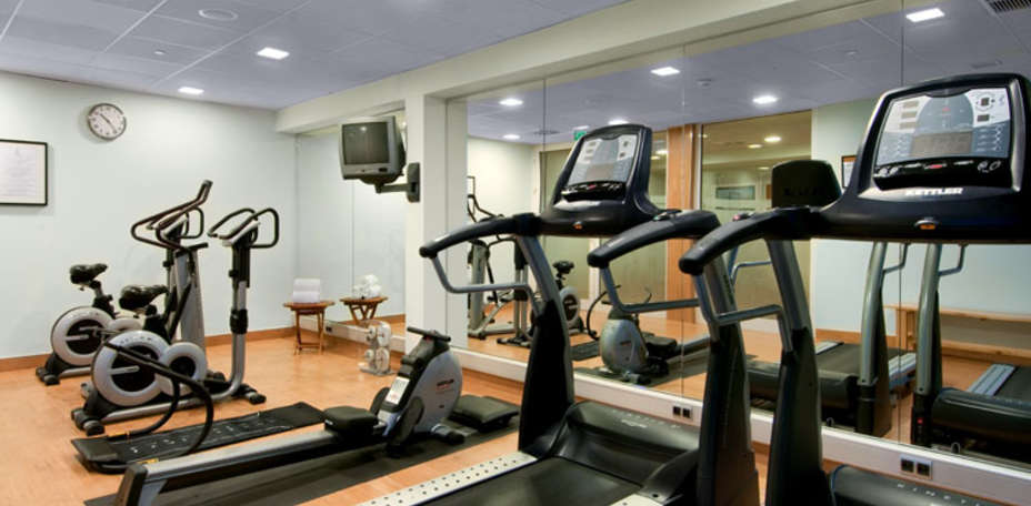 Hilton Strasbourg - Salle de fitness