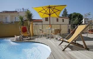 Week-end entre terre et mer dans un hôtel restaurant au coeur du Roussillon