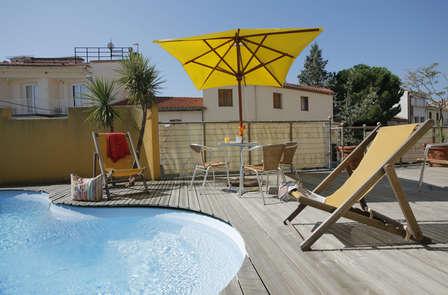 Week-end au coeur du Roussillon dans un hôtel de charme près de Canet-En-Roussillon