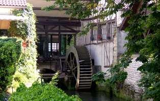 Week-end avec dîner dans un ancien moulin près de Troyes