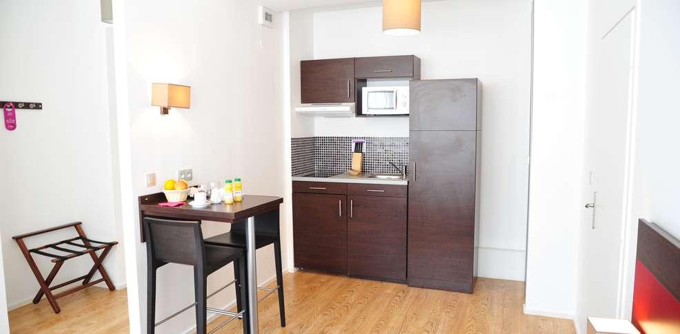 Hotel in LILLE - Aparthotel Adagio Access Lille Vauban