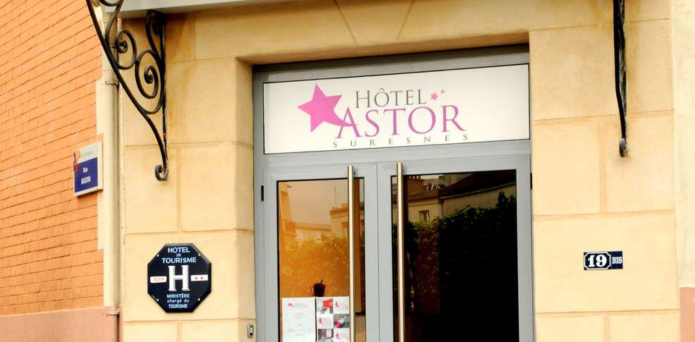 Hôtel Astor - Façade