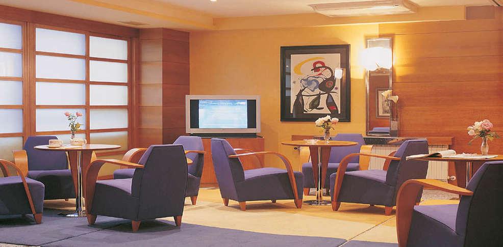 Hotel Corona de Castilla - Salon