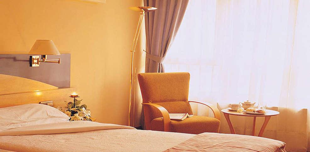 Hotel Corona de Castilla - Chambre twin standard